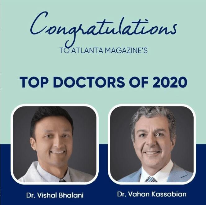 Dr. Vishal Bhalani | Dr. Vahan Kassabian